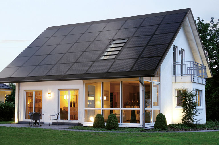 Buying a Solar Home